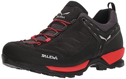 Salewa Herren MS Mountain Trainer Trekking-& Wanderstiefel, Black Out/Bergot, 42.5 EU