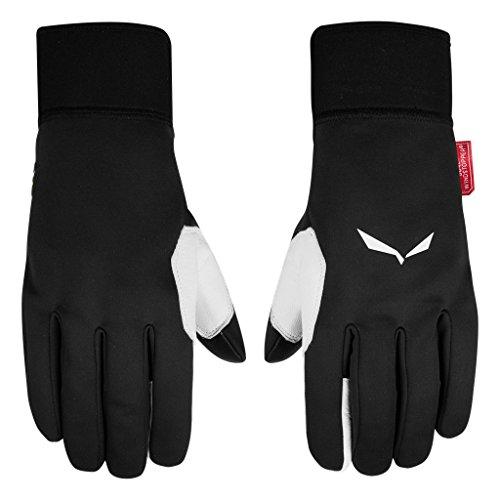 Salewa Sesvenna WS Grip Gloves Handschuhe, black out, M