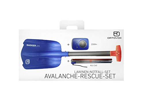 ORTOVOX Unisex-Adult Avalanche Rescue Set Zoom+ Lawinen-rettungs, Diverse Farben, One Size