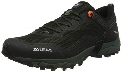 Salewa Herren MS Ultra Train 3 Traillaufschuhe, Raw Green/Black Out, 45 EU