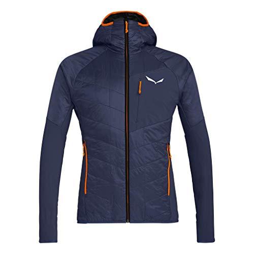 Salewa M Ortles Hybrid Tirol Wool Responsive Jacket Blau, Herren Jacke, Größe M - Farbe Navy Blazer