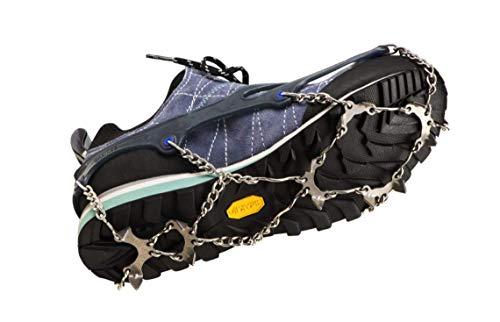 Snowline Chainsen Light Schuhkette Silber M