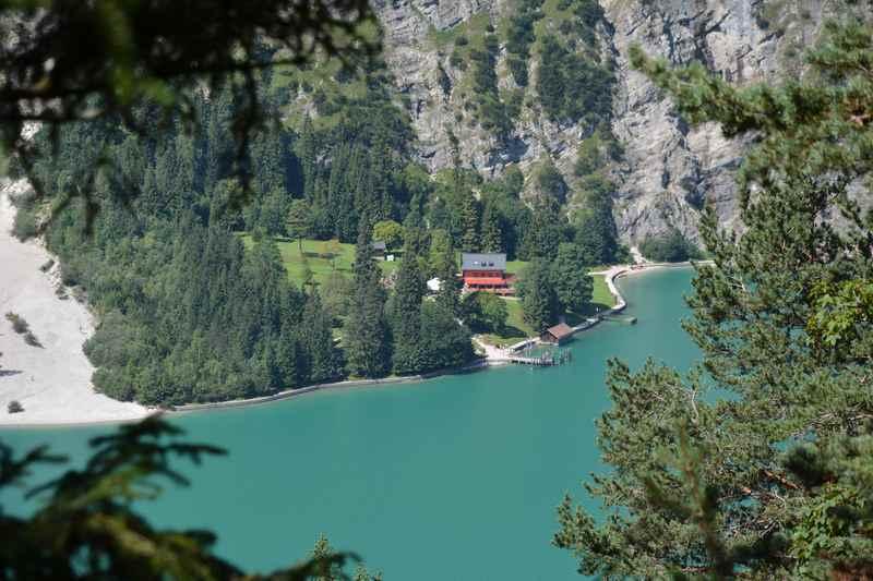 Am Achensee zur Gaisalm im Karwendel wandern