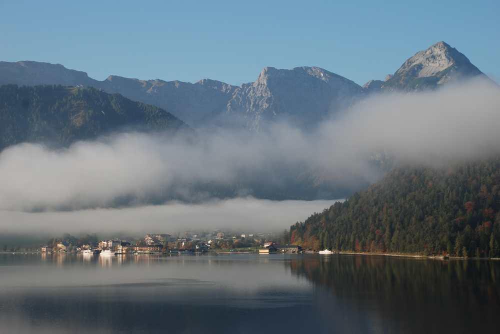 Herbsurlaub am Achensee in Österreich