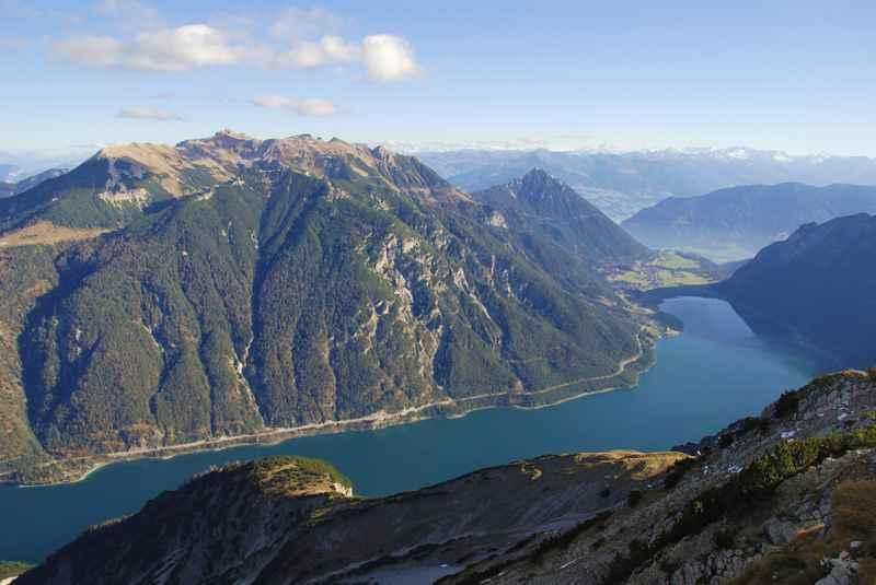 Am Achensee wandern: So schön ist es am größten Fjord im Karwendel
