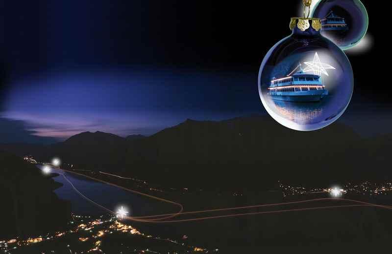 Advent am Achensee: Die Schiffe fahren im Advent über den See in Tirol, Foto: Achenseeschifffahrt