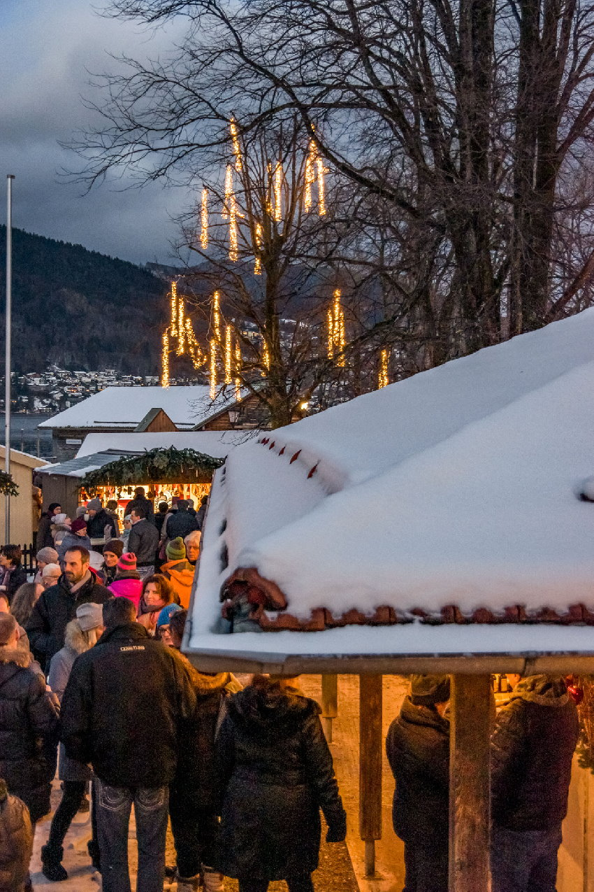 Adventszauber Tegernsee in Bad Wiessee, Foto: Thomas Müller