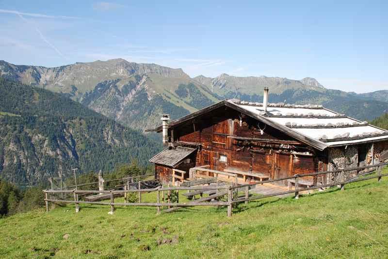 Almwandern - unsere schönsten Almen zum Karwendel wandern