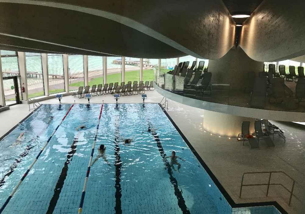 Für das Schwimmbad habe ich keine Zeit mehr, so sieht es aus.
