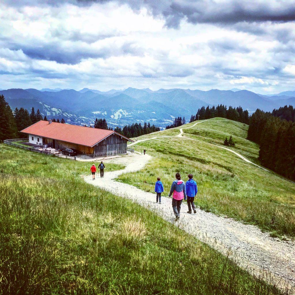 Bad Tölz wandern - das sind die Wanderwege!
