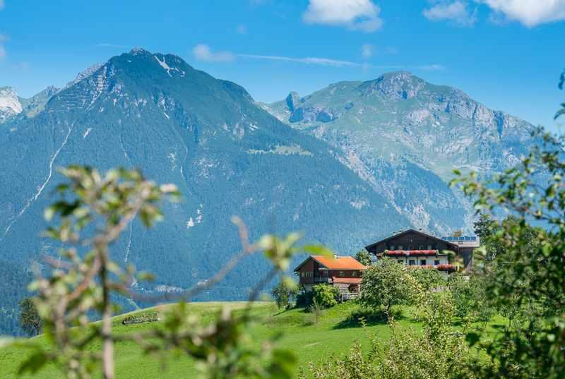 Idyllischer Bauernhof-Urlaub mit Karwendelgebirge und Rofan - der Happmannhof