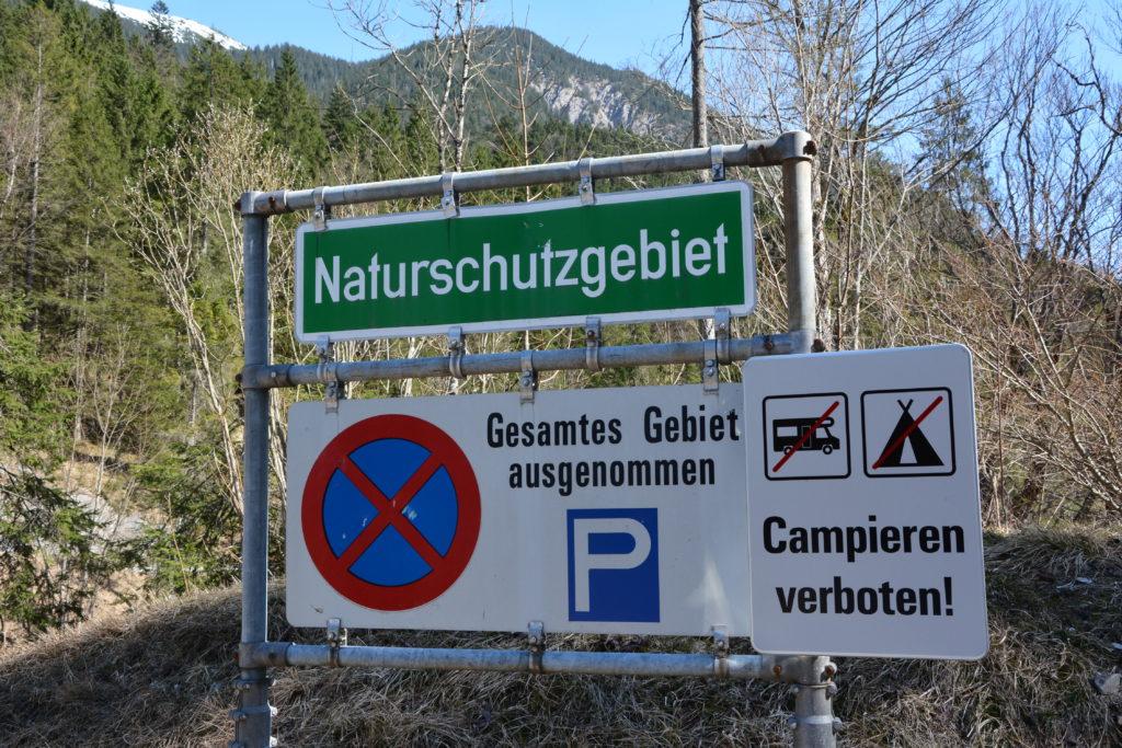 Camping Karwendel im Risstal