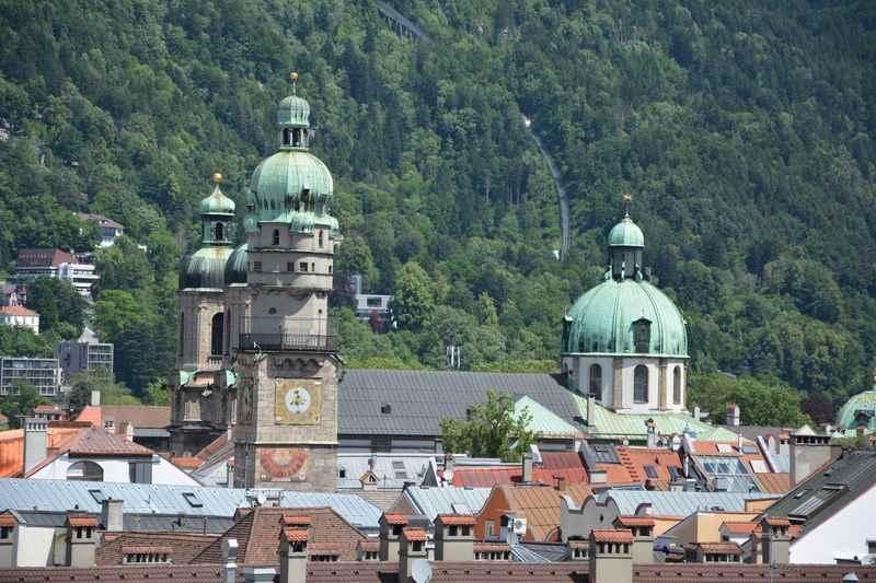 Jakobsweg Tirol - ab Innsbruck wandern