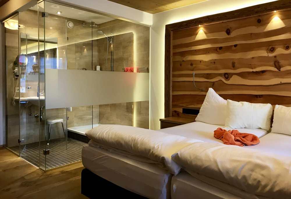 Das sind die neuen stylischen Zimmer im Familotel Tirol in Seefeld
