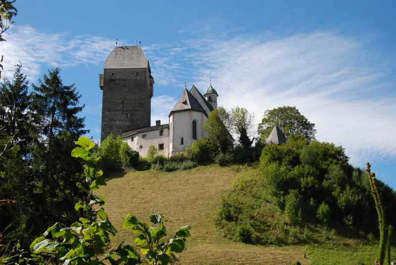 Die Freundsberg Wanderung im Inntal