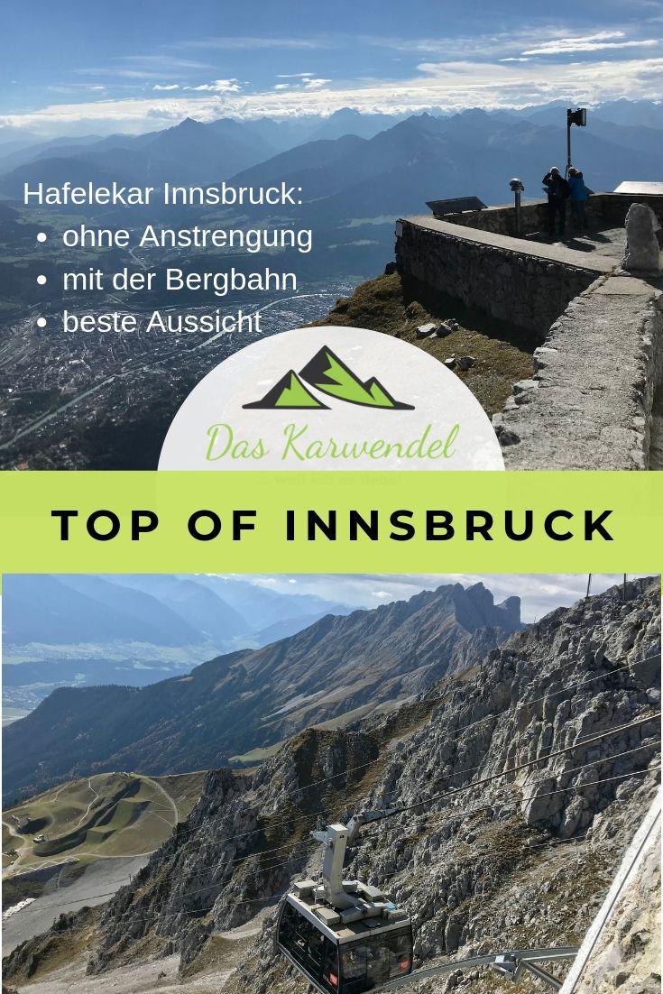 Merk dir diesen Pin gleich auf Pinterest - für deinen Hafelekar Ausflug ins Karwendel!