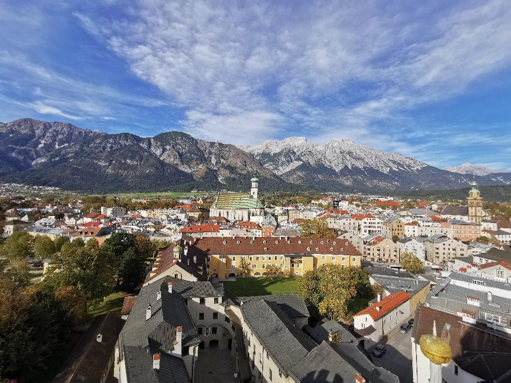 Besuch in deinem Juli Urlaub die schönste Alstadt - Hall in Tirol