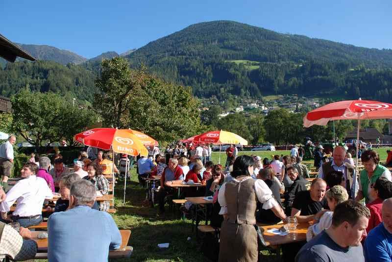 Das Fest der Bauern: Herbstfest Schwaz, jedes Jahr am ersten Sonntag im Oktober im Karwendel