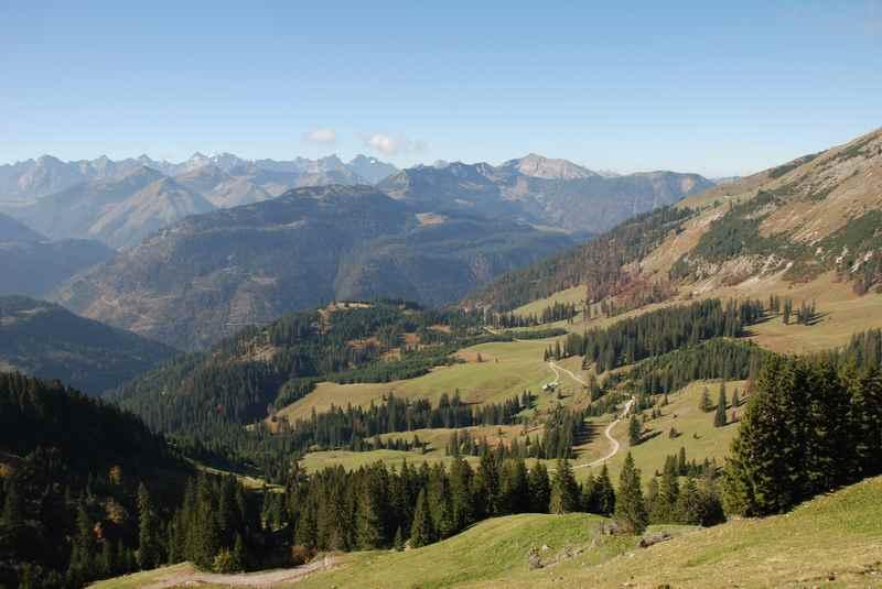 Hike und Bike - wunderbare Möglichkeiten im Karwendel