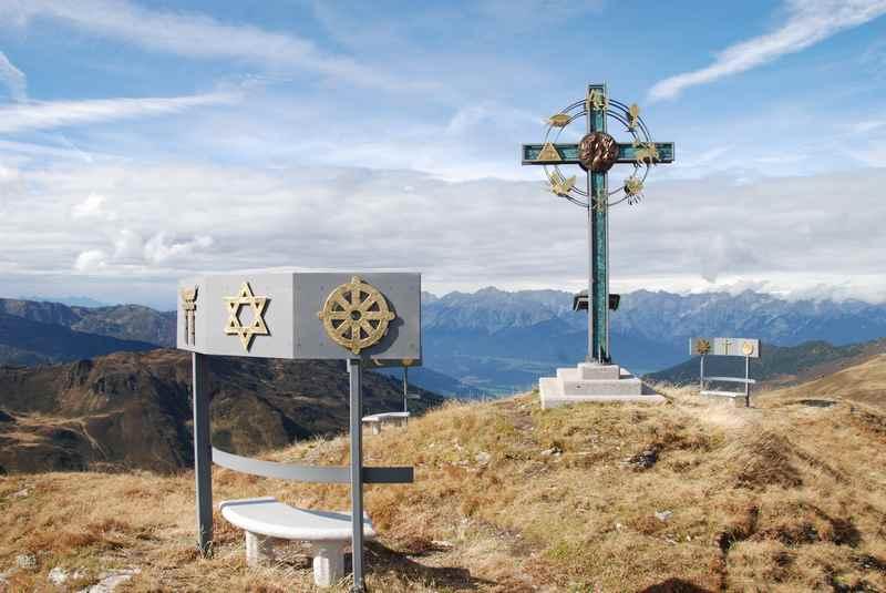 Tourentipp auf den Kleinen Gilfert in den Tuxer Alpen