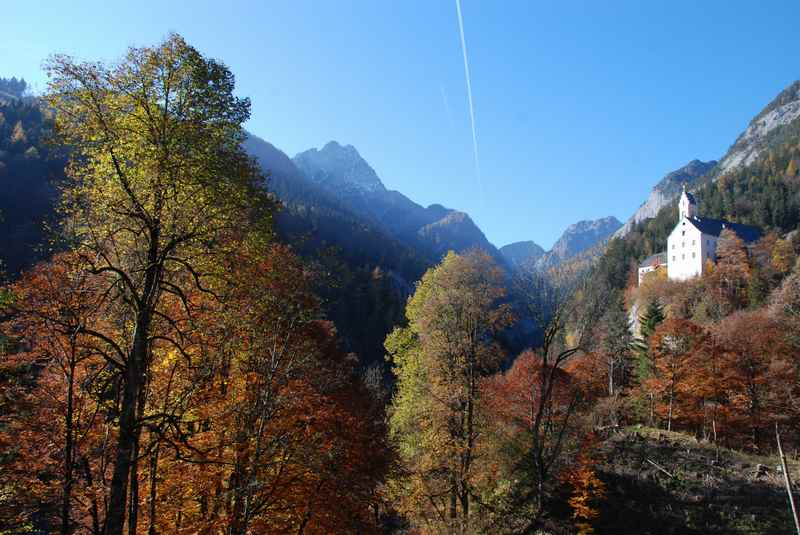 Jakobsweg Tirol wandern - das sind die schönsten Wallfahrtsorte