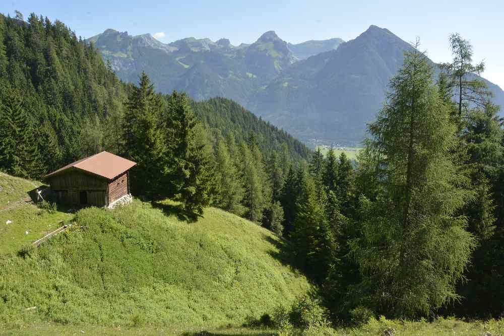 Jenbach Urlaub - die Berge sind wunderbar!