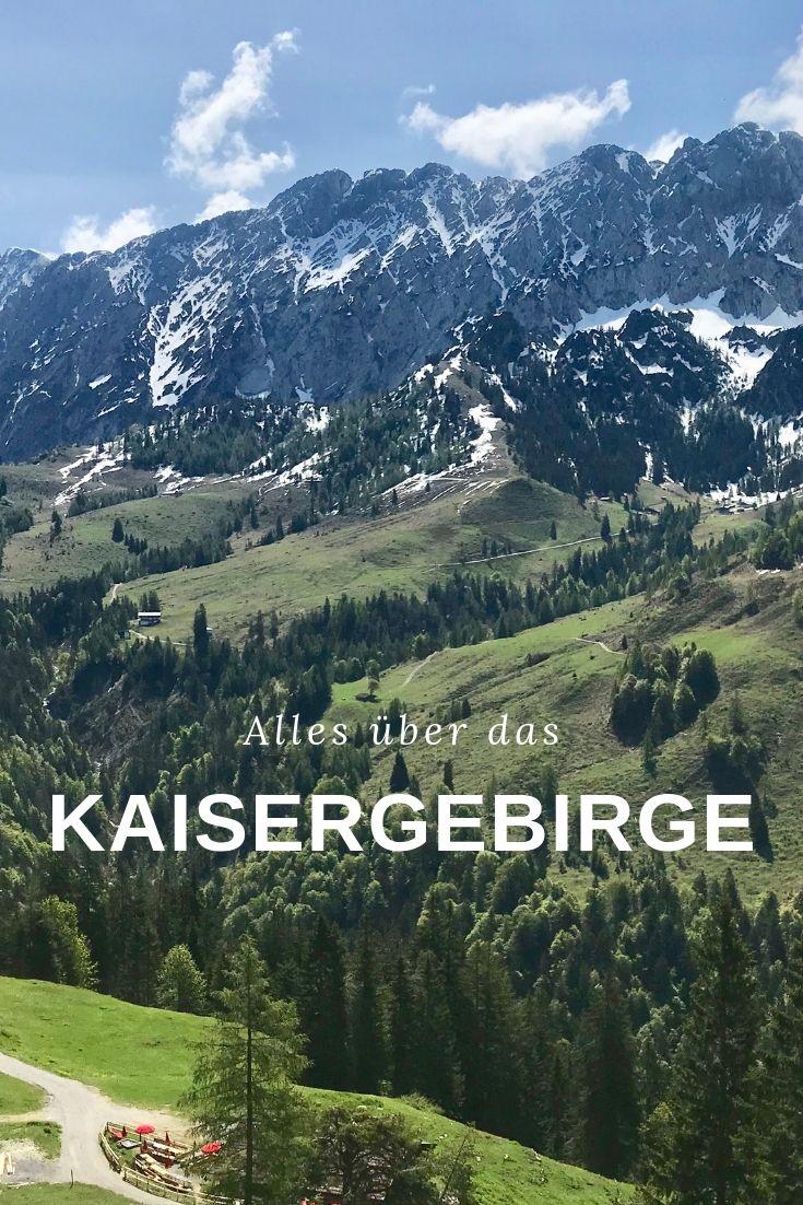 Merk dir mit diesem Pin meine Kaisergebirge Tipps auf Pinterest - so findest du sie schnell wieder bei deiner Tourenplanung!