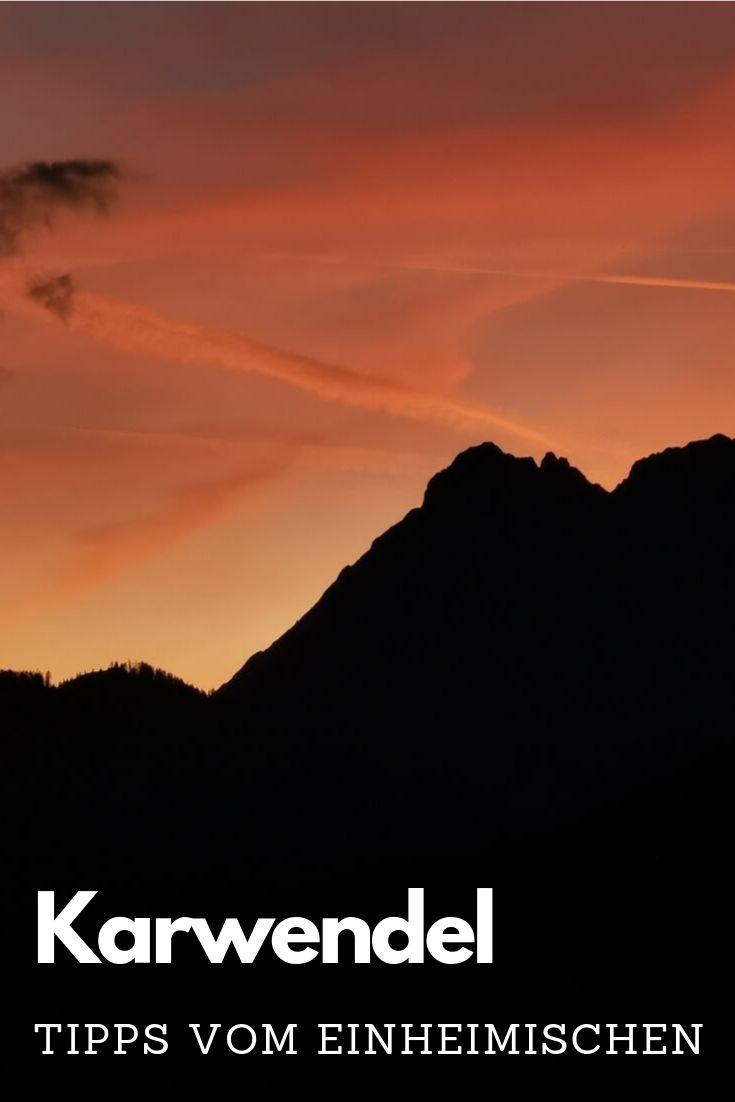 Karwendel Tipps merken - mit diesem Pin auf Pinterest
