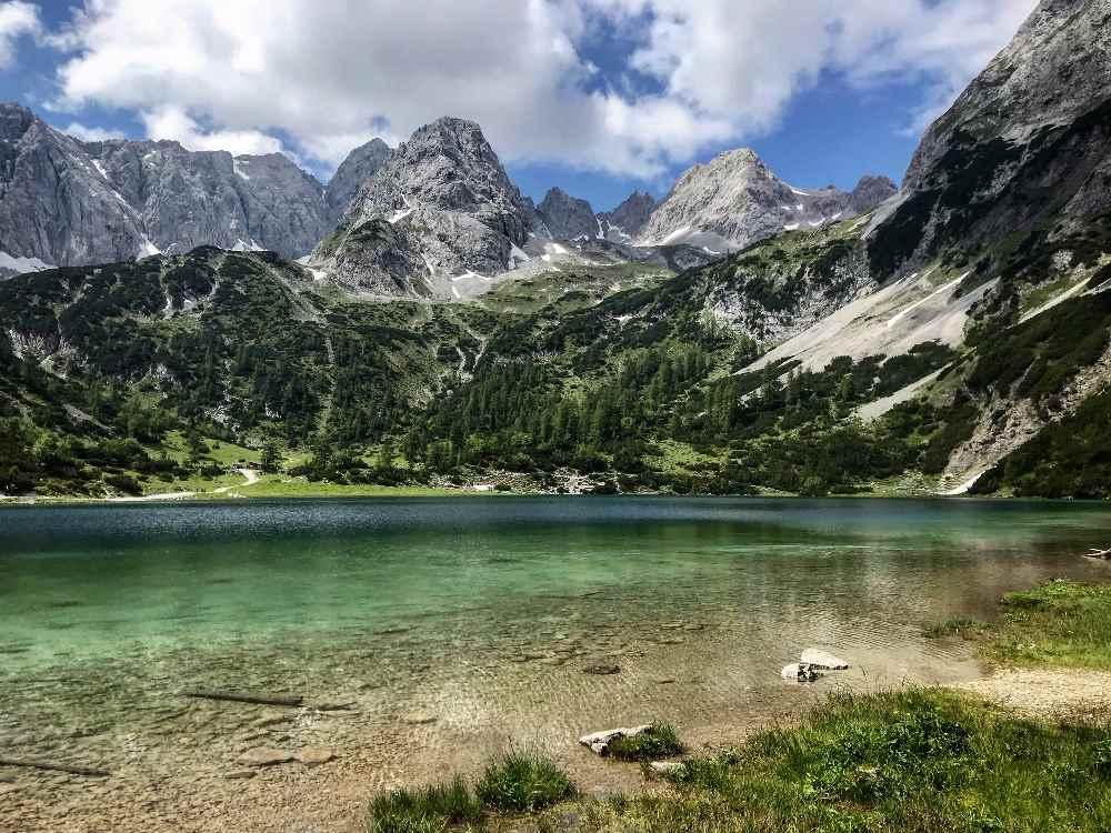 Die Seen im Karwendel und der Umgebung - groß und klein, gemeinsam ist ihnen: Alle sind wunderschön!