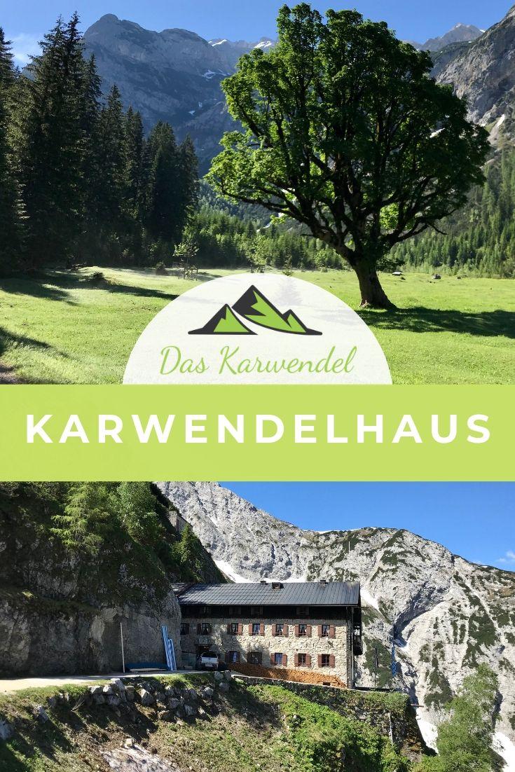 Ein Traum: Karwendelhaus MTB Tour durch das Karwendeltal, Teil der Karwendeltour MTB Strecke!
