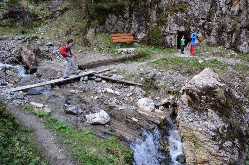 Und dann nochmal über´s Wasser hinüber nach Koglmoos