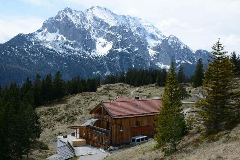 Das Kranzberghaus in Mittenwald - ist ab sofort kein Berggasthof mehr