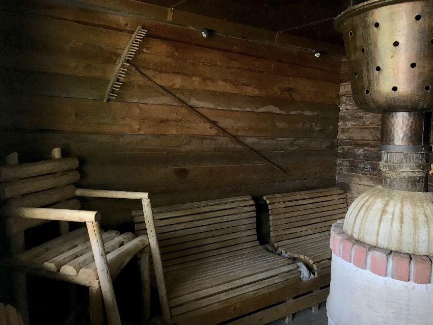 Noch eine Besonderheit: Das Brechlbad im Leutascherhof
