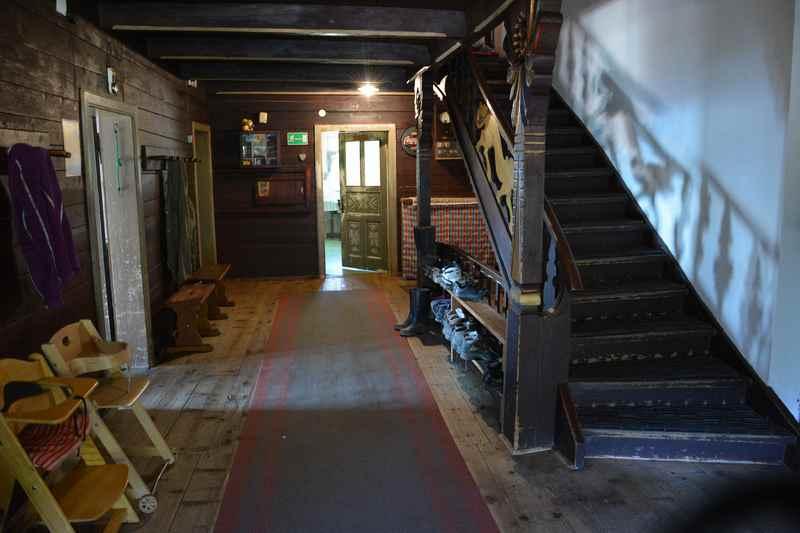Die urige Loas Hütte in Tirol