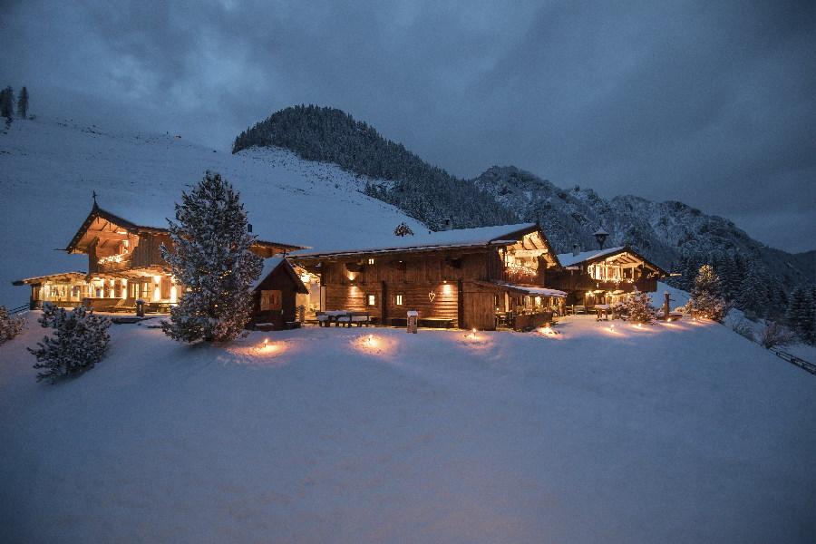 Und so kannst du den Winter im privaten Chalet in Österreich genießen