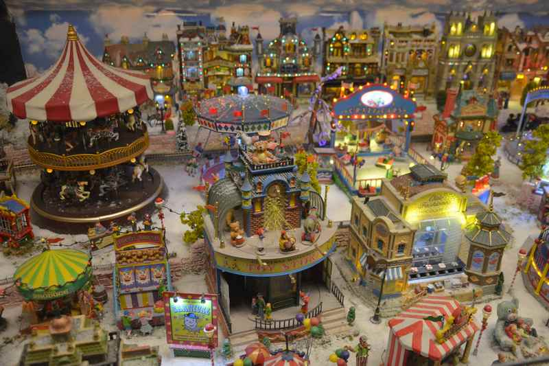 Sehr schön am Achensee mit Kindern: Die Miniaturwunderwelt im Museum