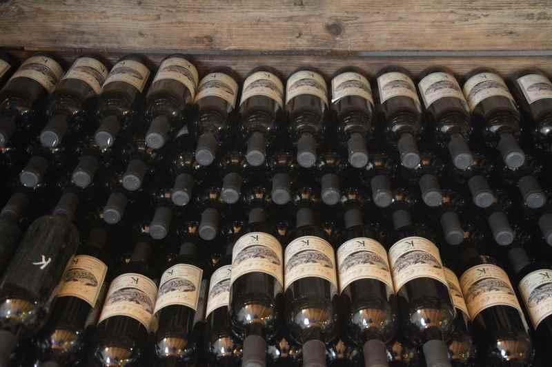 Der Schatz im Weingut: Der Fruchtwein