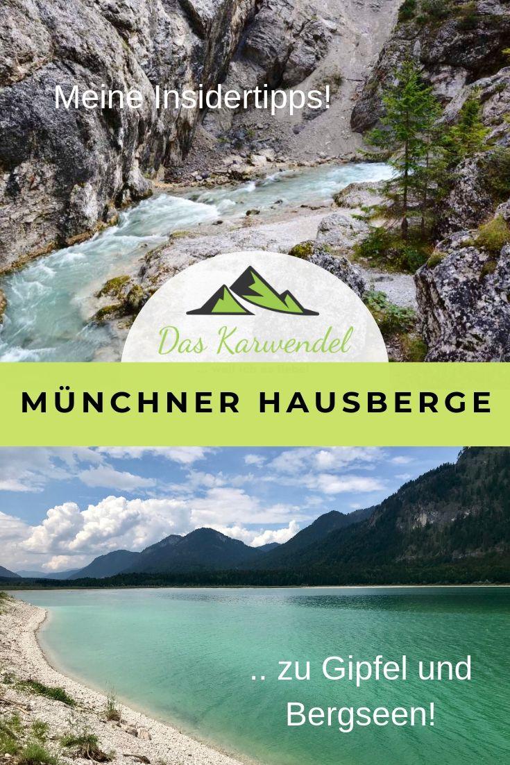 Münchner Hausberge merken - gleich mit diesem Pin auf Pinterest