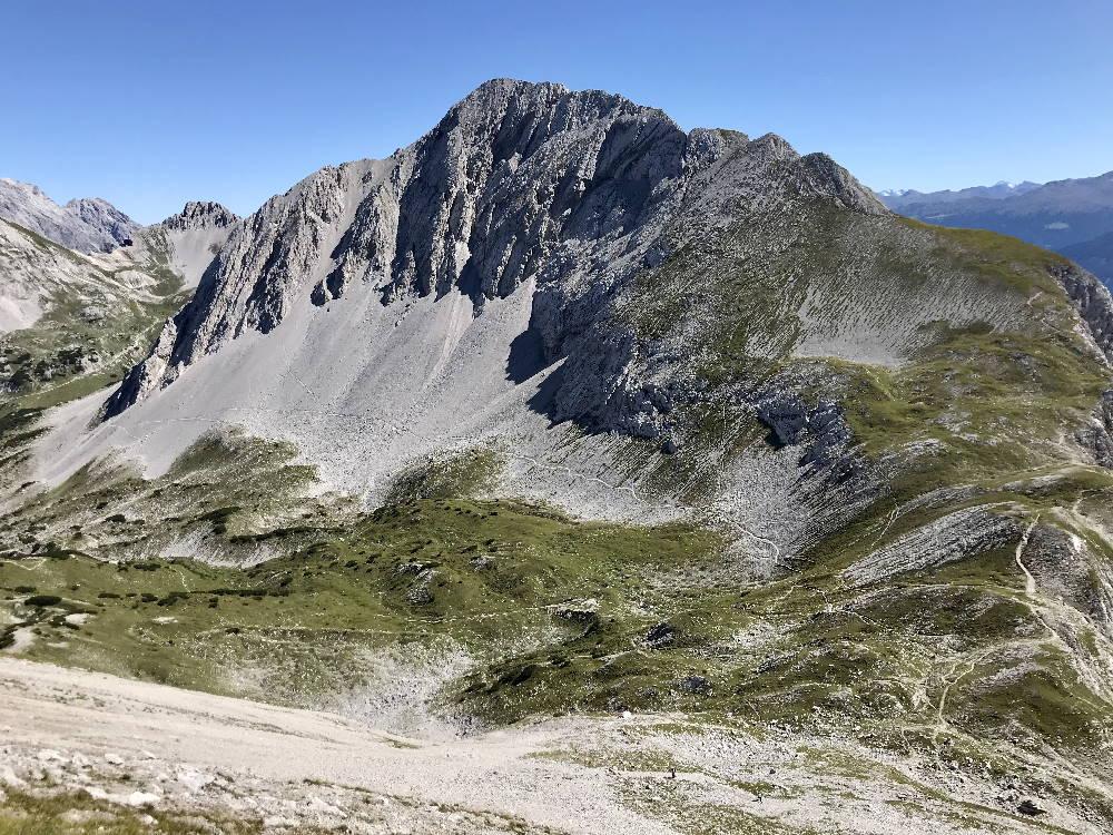 Aussichtsreich in Innsbruck wandern: Am Goetheweg