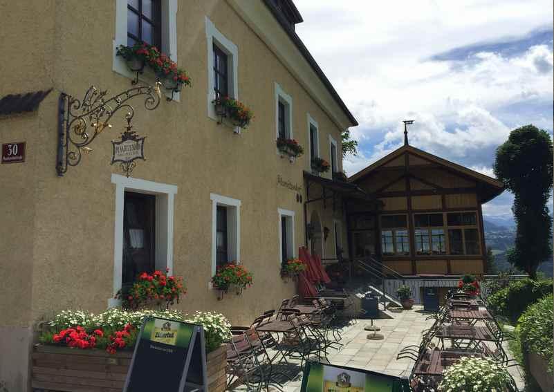 Der Planötzenhof Innsbruck, Ausgangspunkt zum Wandern im Karwendel