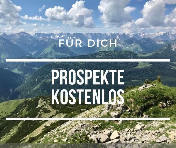 Hier kannst du dir kostenlos Karwendel Prospekte aussuchen