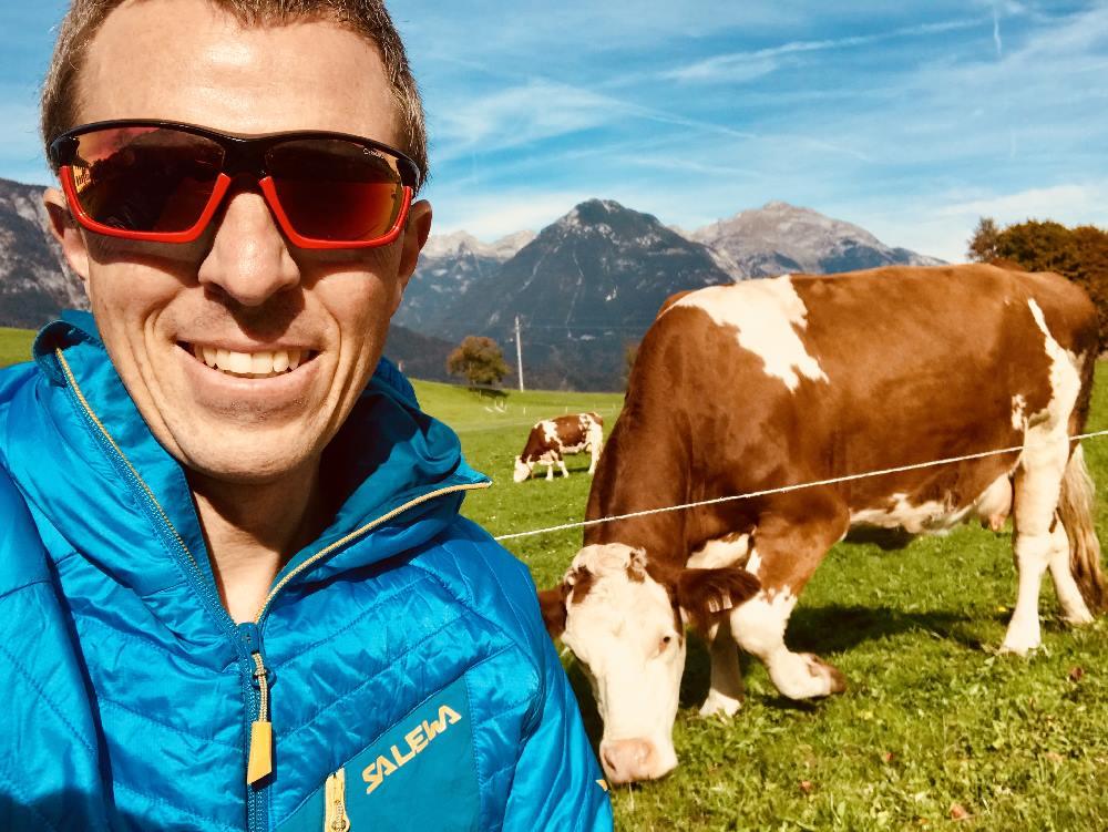 Ich lebe als Reiseblogger im Karwendel und gebe dir meine Erlebnisse ungeschminkt weiter