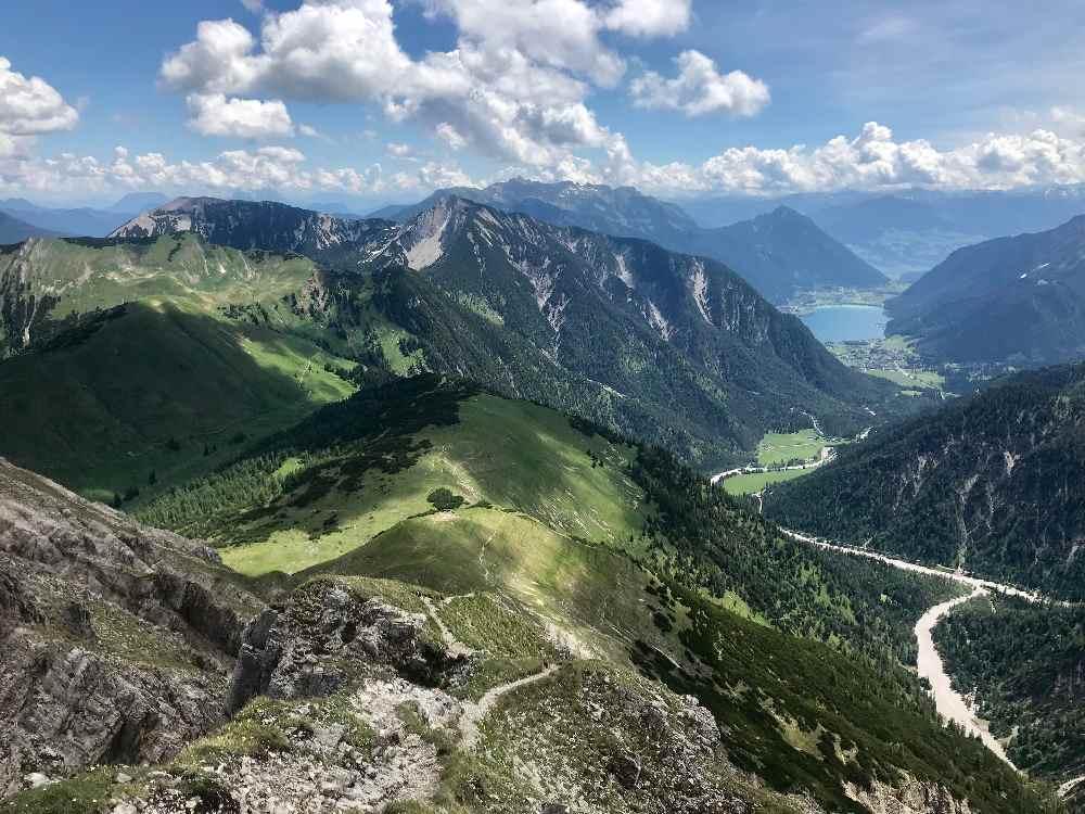 Berge, Seen und viel zu sehen - das Karwendel