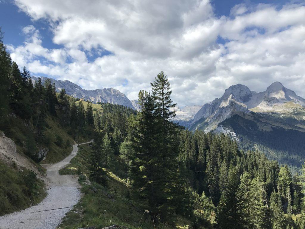 Die Schachenhaus Wanderung im Wettersteingebirge