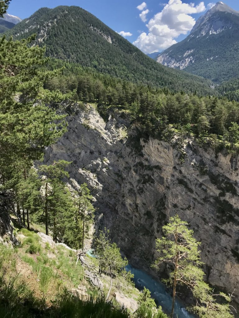 Scharnitz Tirol - mit vielen schönen Bergen