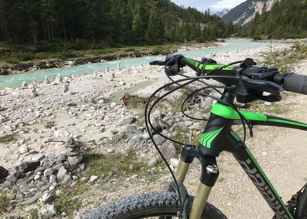 Fahrradverleih Scharnitz - für deine Isarursprung Tour