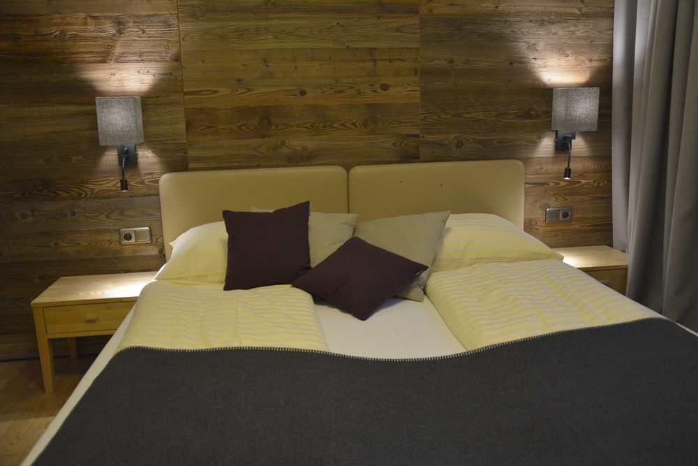 Achensee Hotels: Das sind moderne Schlafzimmer für den Urlaub am Achensee