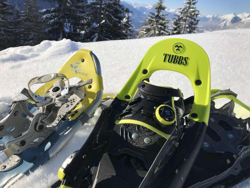 Schneeschuhe Test - wir haben Tubbs Schneeschuhe getestet.