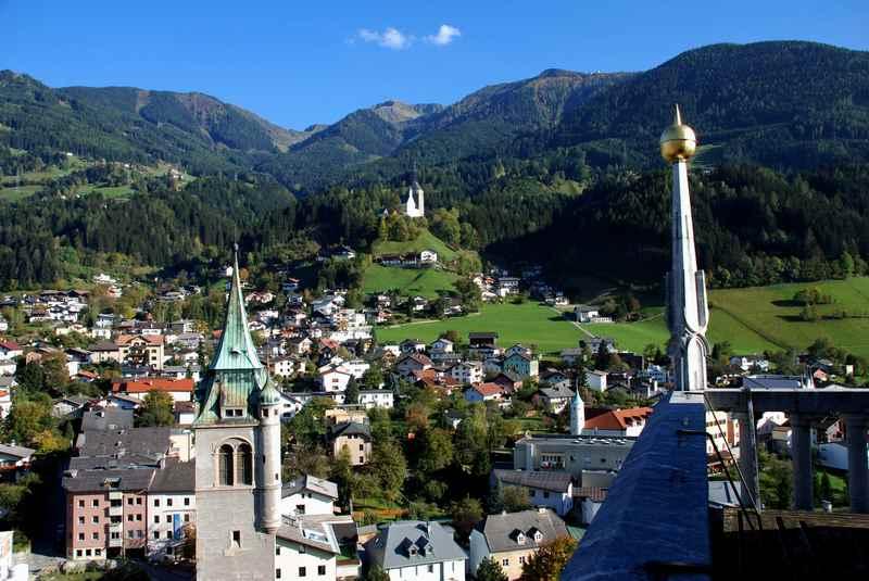 Von Schwaz e-biken am Innradweg zum Achensee im Karwendel, Tirol Urlaub