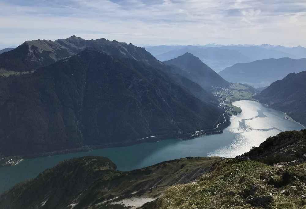 Einer der besten Karwendel Berge: Die Seebergspitze